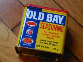 Maryland Delights, Act III : Old Bay Seasoning