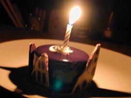 Happy Birthday Chocolate & Zucchini!