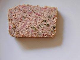 Terrine de Viande à la Ricotta