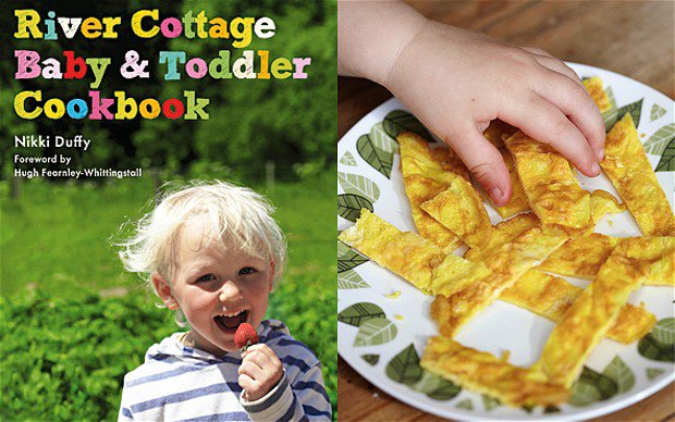 The River Cafe Baby and Toddler Cookbook