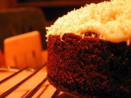 Gâteau Noix de Coco et Chocolat Blanc