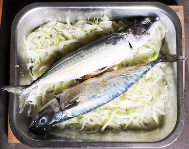 Mackerel with Mustard and Fennel