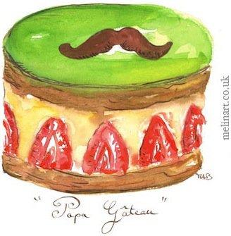 Papa gâteau