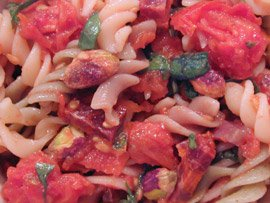 The Pasta Salad That Rhymed With O