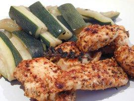 Chicken & Zucchini