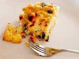 Gâteau de Panais au Chorizo