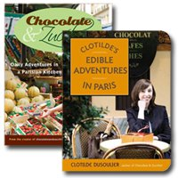 Clotilde's books