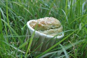 Fresh Herb Muffin
