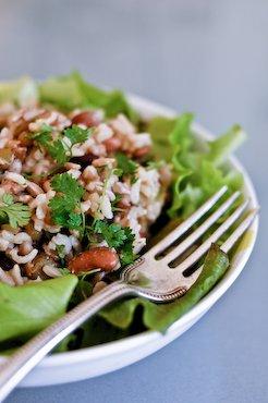 Rice and Bean Salad