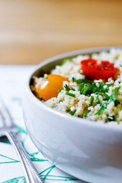 Herbed Couscous Salad