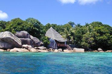 Seychelles house