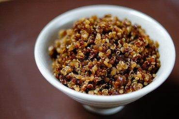Quinoa un peu japonais