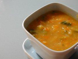 Une Simple Soupe