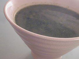 Soupe de Cresson à la Sauge Fraîche