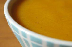 Soupe de Courge à la Vanille