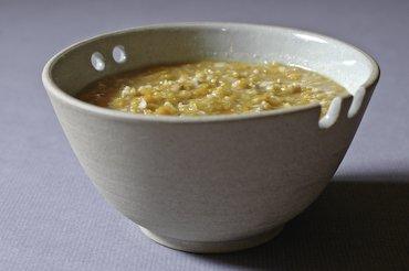 Soupe de Carotte à la Brise de Châtaigne
