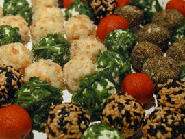 Chevre Truffles Recipes — Dishmaps