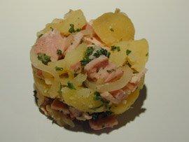 Salade Tiède de Charlottes