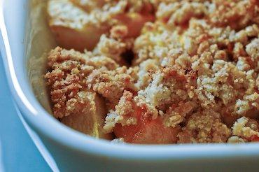 Crumble Pomme Mangue