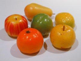 Petits Fruits en Pâte d'Amande