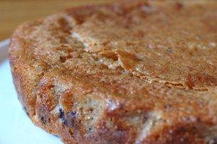 Gâteau au Yaourt à la Myrtille
