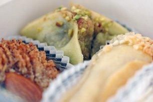 Algerine Pastries