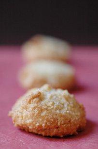 Macarons Maïs Violette