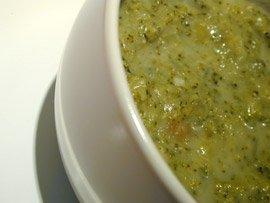 Soupe Broccoli Mimolette