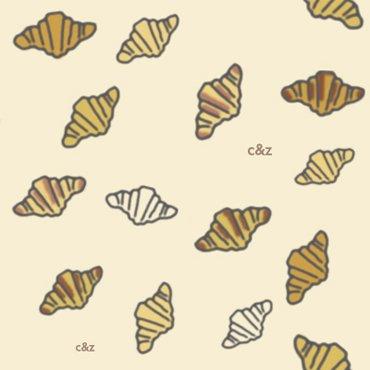 Croissants (beige)