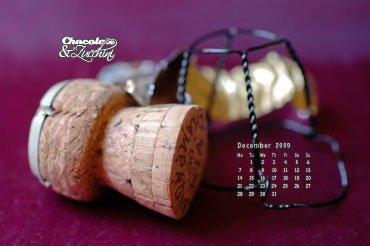 December '09 Desktop Calendar