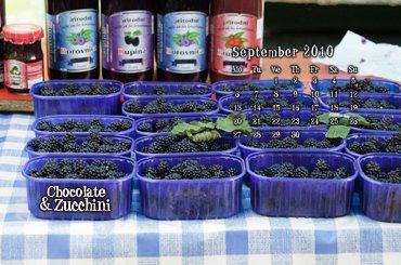 Calendrier C&Z : Septembre 2010