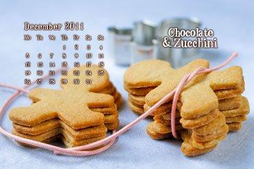 December 2011 Desktop Calendar