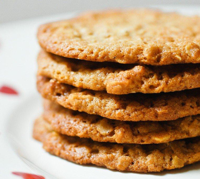 Biscuits épeautre et miel Recette