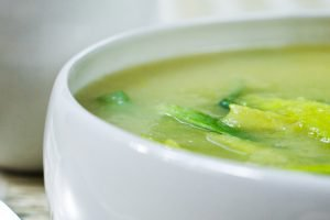 Leek Potato Soup