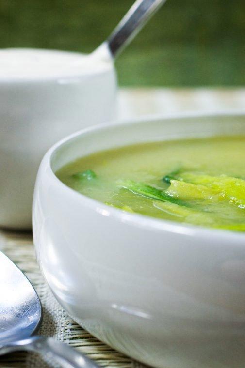 Soupe Poireaux Pommes de Terre Recette