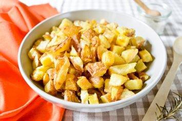 Pommes de terre rôties parfaites