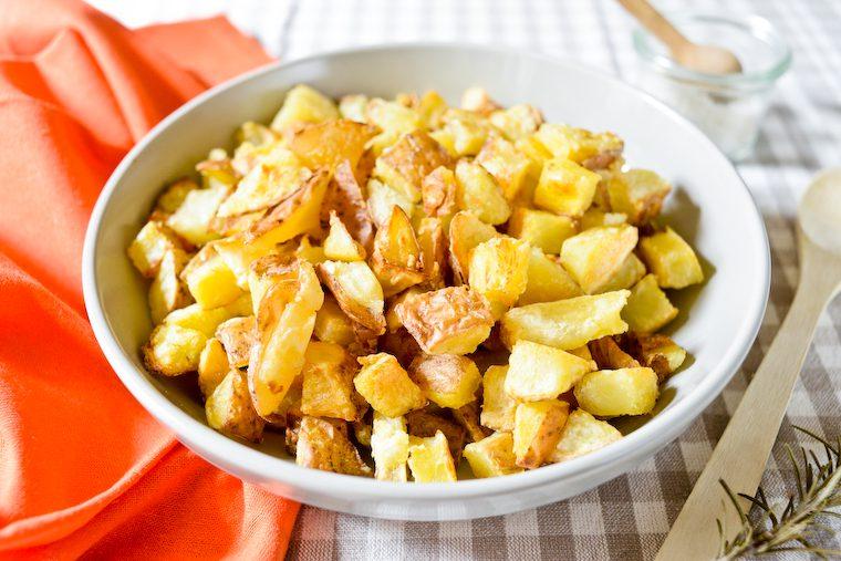Pommes de terre rôties parfaites Recette