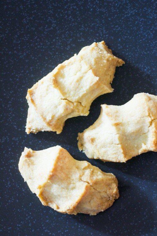 Les Squeeze Sablés (Jouons avec la farine torréfiée) Recette