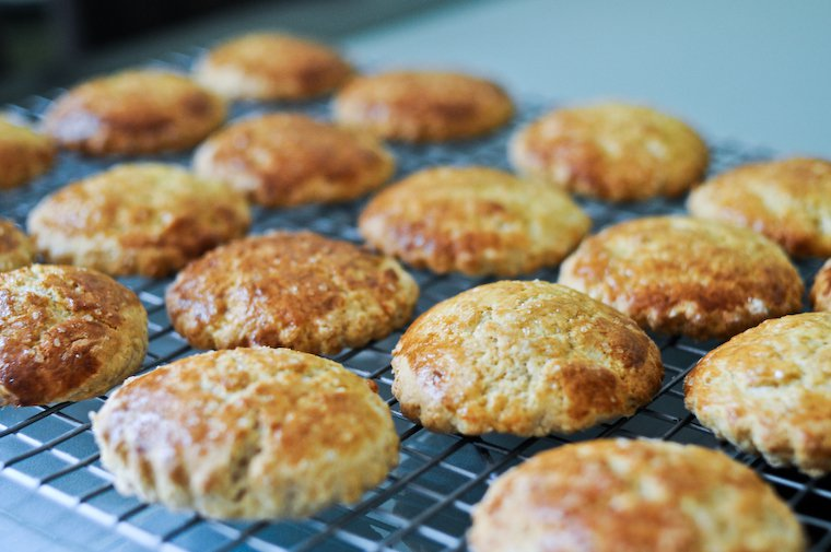 Scone Tops
