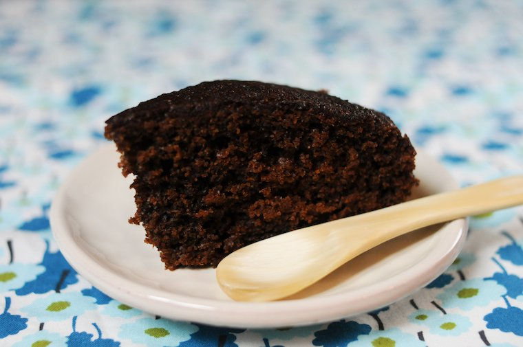 Gâteau au gingembre frais