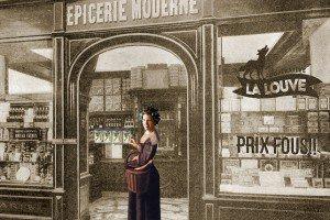 La Louve, un projet de supermarché collaboratif à Paris.
