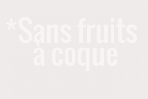 Sans fruits à coque
