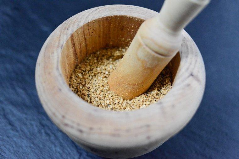 Gomasio au piment