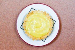 Tartelette citron-gingembre