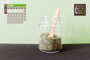 Fond d'écran calendrier : Février 2015