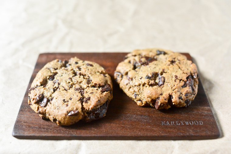 Cookies au chocolat vegan Recette | Chocolate & Zucchini