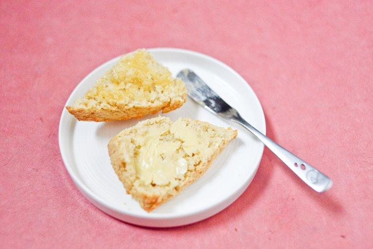 Scones au yaourt