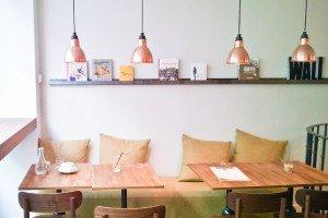 Cuillier, un joli café du 18ème arrondissement. Suivez-moi sur Instagram !