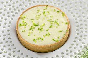 La tarte au citron de Jacques Genin, photographiée par Pascal Lattes