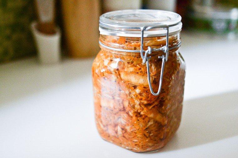 Kimchi facile